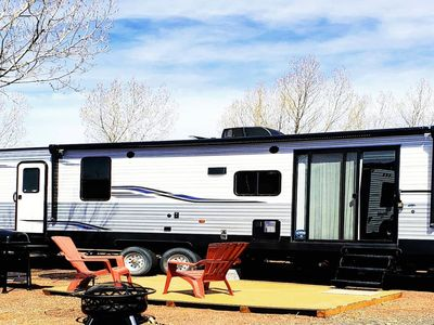 Photo for Grand Canyon RV Glamping Luxury Retreat Experience