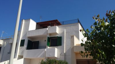 Photo for Blue Flag 2019 Salento Beach Holiday House in a tourist area served