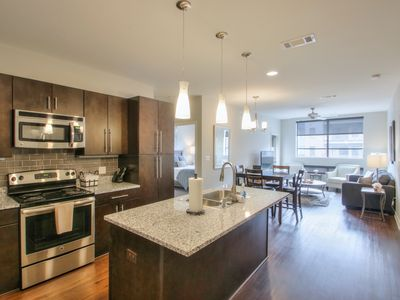Photo for Luxurious Large Downtown Condo  2 Bdr 2 Bath Condo