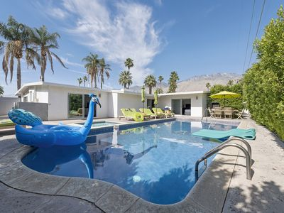 Photo for 5BR House Vacation Rental in Palm Springs, California