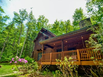Photo for Little Bear's Den- Lake Area Home w/ State Park Access