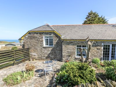 Photo for The Garden Apartment, TINTAGEL