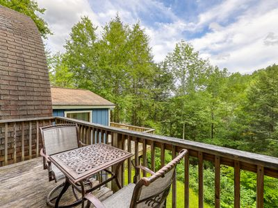 Photo for Tranquil condo w/ a full kitchen & serene views - close to area activities!
