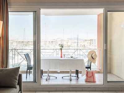 Photo for Residence Pierre & Vacances Cap Hermès *** - 3-Room Apartment 5/6 People Standard