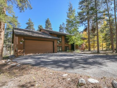 Photo for Lazy K Mountain home is in West Keystone, near the Snake River.