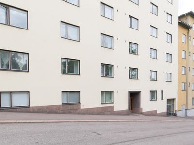 Photo for 1BR Apartment Vacation Rental in Kotka