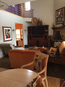Photo for Beautiful house with two bedrooms plus plus available for Superbowl week