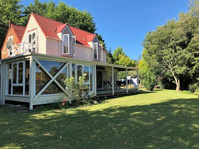 Photo for 4BR Lodge Vacation Rental in Ruakituri, Hawkes Bay