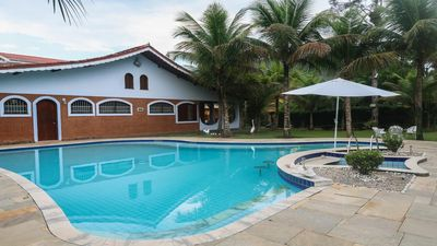 Photo for 6BR House Vacation Rental in Praia do Itamambuca, SP
