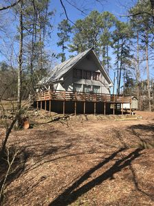 Photo for Lake Greeson Access.  Immaculate Cabin ready for family fun!