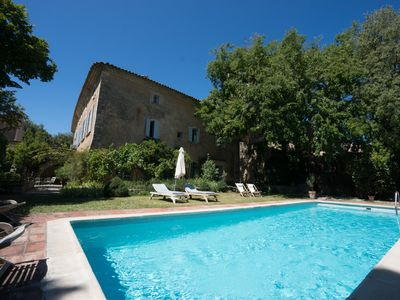 Photo for Historic Provençal house in the heart of the village
