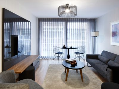 Photo for Modern one-bedroom apartment in the heart of Moda (Apartment Three)