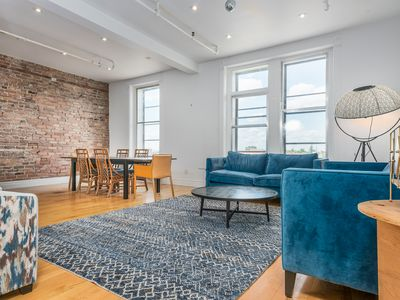Photo for Loft-Style 4BR in Plateau by Sonder