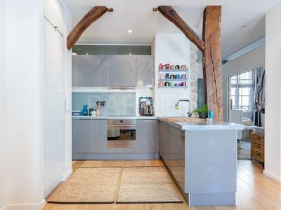 Photo for Charming apartment on the outskirts of Paris
