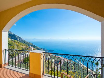 Photo for Villa Le Arcate - In the heart of the Amalfi Coast