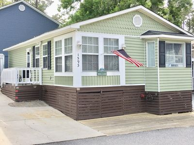 Photo for 3BR Cottage Vacation Rental in Myrtle Beach, South Carolina