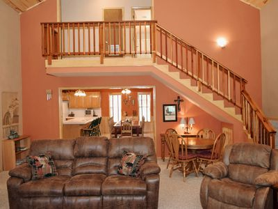 Photo for 4BR House Vacation Rental in Red River, New Mexico