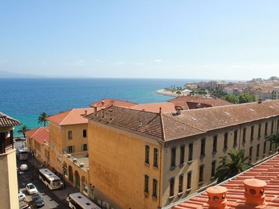 Photo for AJACCIO - Very nice atypical apartment in the heart of the city F2-175