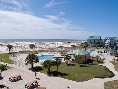 Photo for 2BR Condo w/ Gulf Views and Amenities All Over!!!