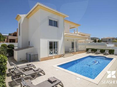 Photo for Villa Maresia - 4 Bedrooms with Pool - Galé