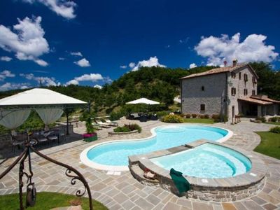 Photo for Holiday house Apecchio for 11 - 15 persons with 5 bedrooms - Holiday house