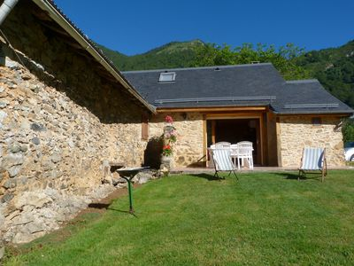 Photo for House located in Laruns in the small hamlet of Goust