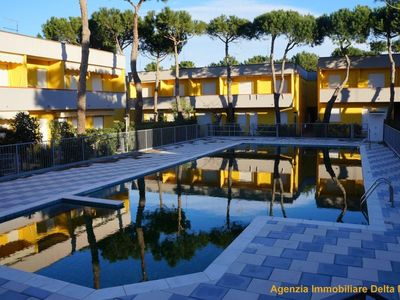 Photo for Holiday apartment Rosolina Mare for 4 - 5 persons with 2 bedrooms - Holiday apartment
