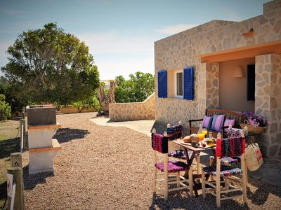 Photo for 2BR House Vacation Rental in FORMENTERA