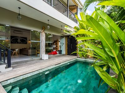 Photo for 2BD Villa Seminyak Private pool Beach Nearby