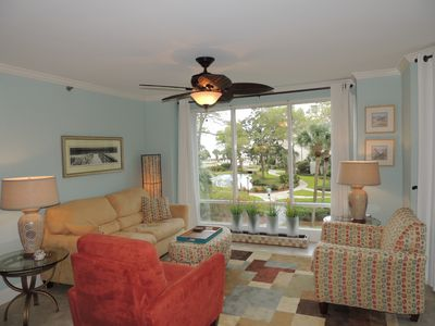 Photo for 2 br 2 ba beautifully updated Villamare with ocean views!