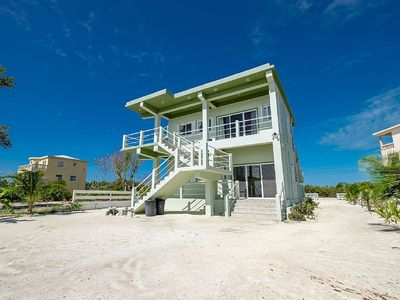 Photo for Cute Beach Home w Private Pier, Rooftop Deck - Safe & Secluded! 5 mi town
