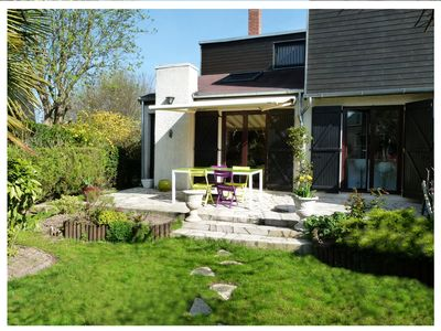 Confortable house with garden and terrace between Paris and Disneyland