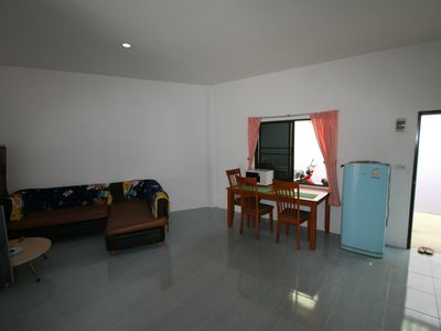 Photo for 80 sqm bungalow in quiet village not to far from Pattaya.