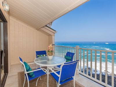 Photo for Top Floor | Direct Ocean Front | Upgraded Unit | Starting at $134/Night