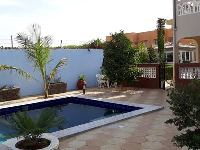 Photo for Beautiful villa in Mbour with swimming pool
