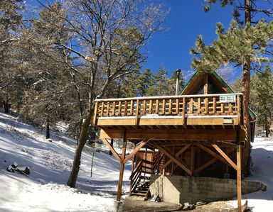 *Big Bear Family Getaway * Best Cabin * SPECIAL LOCATION *  Lic# 82681