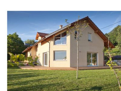 Photo for Large villa near Annecy, its lake and mountains
