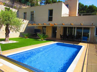 Photo for paradise - Chalet for 8 people in Tarragona ciudad