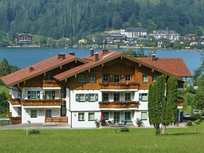 Photo for Apartments home Wesenauerhof, Fuschl am See  in Salzkammergut - 6 persons, 2 bedrooms