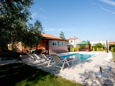 Photo for House Ivona,beautiful house with pool near city of Pula, aeroport and