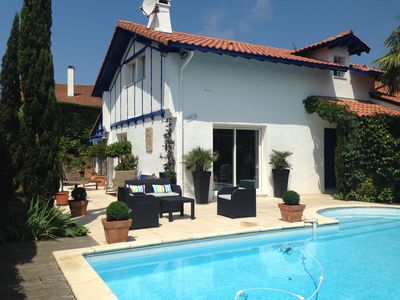 Photo for Bed and breakfast in Anglet. On the Basque coast