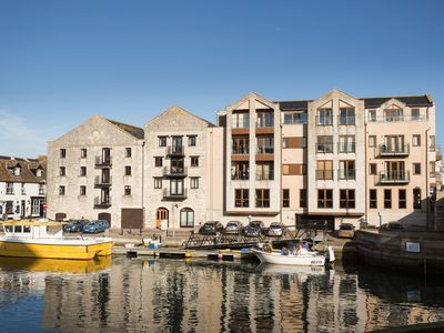 Photo for Harbourside Penthouse, BREWERS QUAY HARBOUR