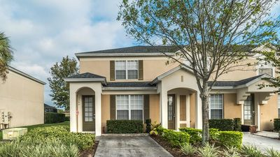 Photo for This Luxury 5 Star Townhome is located minutes from Disney World on Windsor Hills Resort, Orlando House 1900