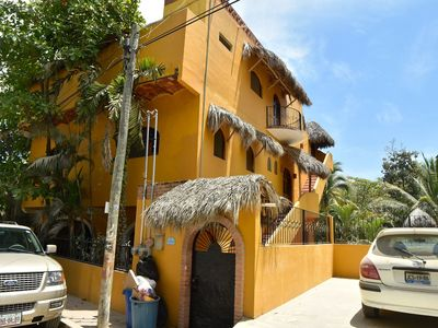 Photo for Casa Namaste Penthouse with Ocean/ Jungle views - 2 blocks to beach/ plaza