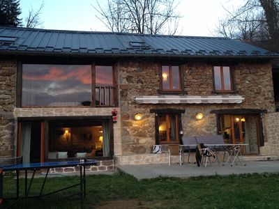 Photo for Beautiful barn renovated for 14 pers