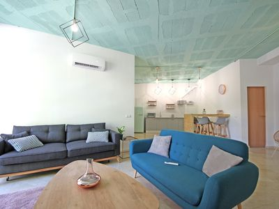 Photo for DELTA 2C. Apartment designed with taste located in the center of Palma.
