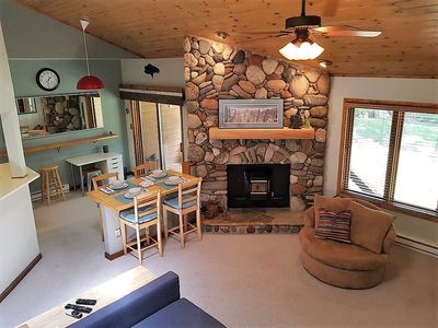 Photo for Townhome with Views on Elbert Creek, Just 2 Miles to Purgatory Ski Resort, Hot Tub on Site