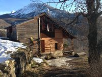 Very nice chalet, superb area, friendly and very helpful host