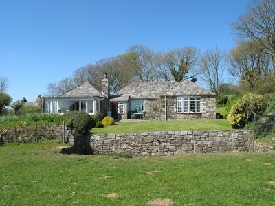 Photo for HIGHER TUMROSE, pet friendly, with open fire in Blisland, Ref 976290