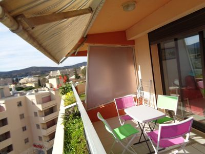 Photo for Apartment Vacation Rental in LE LAVANDOU